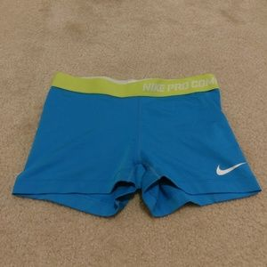 Nike Pro Combat Compression Shorts